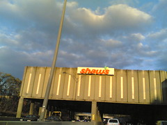 Shaws, Wednesday 5:26 pm 10/18/06 Newton, Massachusetts