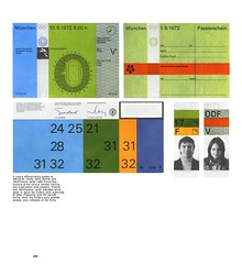 1972 MUNICH OLYMPIC REPORT (Max Erd's) Tags: germany munich design report olympic 1972 otl aicher