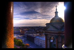 Non-professional shots (wili_hybrid) Tags: city autumn fall stpetersburg geotagged photo yahoo high october flickr dynamic cathedral photos russia picture pic 2006 wikipedia imaging mapping range geotag tone hdr colonnade hdri pietari stisaacscathedral photomatix tonemapped tonemapping year2006 highdynamicrangeimaging