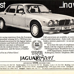 TWR JaguarSport Advert