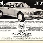 TWR JaguarSport Advert