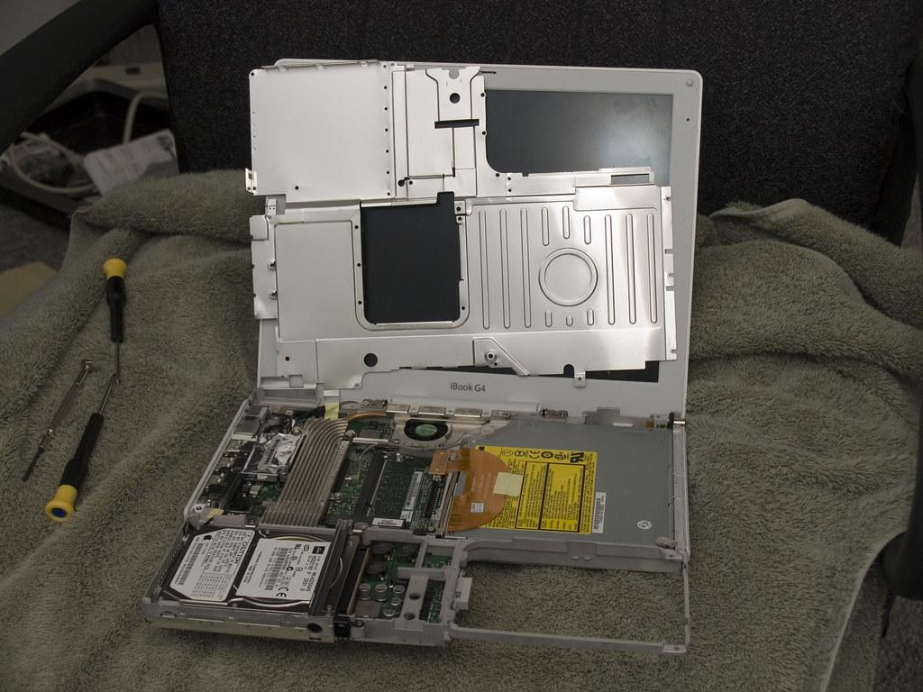 G4 HDD Repair