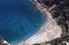 Beach in Majorca. (Sandy Beach Cat) Tags: sea beach spain sand des naturist majorca coll baix platia platiadescollbaix