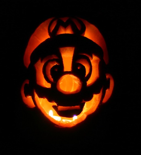 Mario by mathowie.
