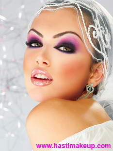 arab makeup and style by kuwaitbutterfly.