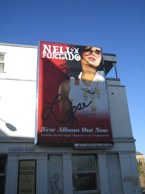 Nelly Furtado by LoopZilla