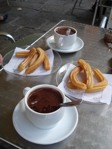 churros (Photo by meaduva)
