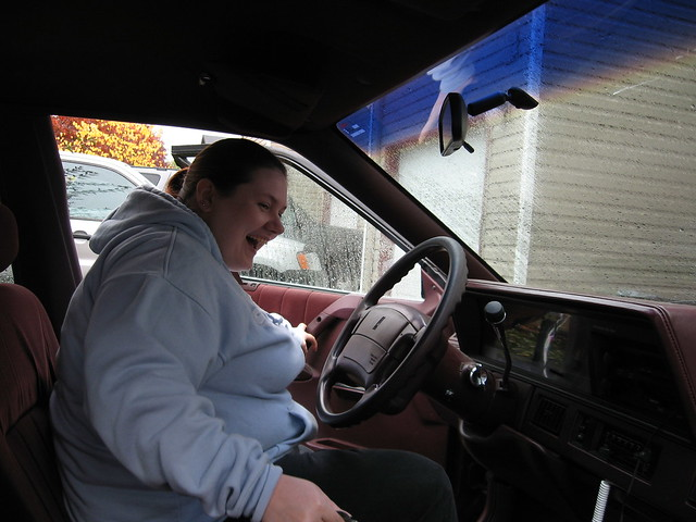 Yay!  I'm gonna Drive!