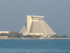 Doha Sheraton Hotel (Ahmed Shokeir) Tags: sheraton doha qatar shokeir