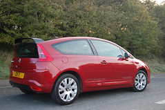 2005 Citroen C4 Coupe VTS