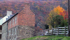 Laidback Mountain (Markydeee) Tags: autumn trees nature colors beauty colorful westvirginia harpersferry mountainside