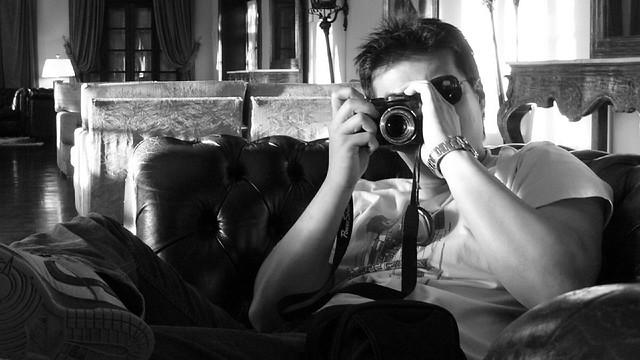 Cameraman Tropical Das Cataratas iguacu
