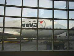DTW makes it easy to get up close to the planes