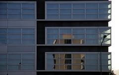 urban reflection (Dreamer7112) Tags: windows urban reflection 20d window schweiz switzerland europe suisse suiza streetlamp canon20d zurich canoneos20d zrich svizzera zuerich eos20d zurigo urbanreflection