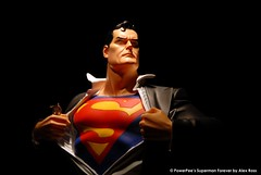Superman Forever (PowerPee) Tags: toys dc philippines superman alexross fpc powerpee nikonstunninggallery