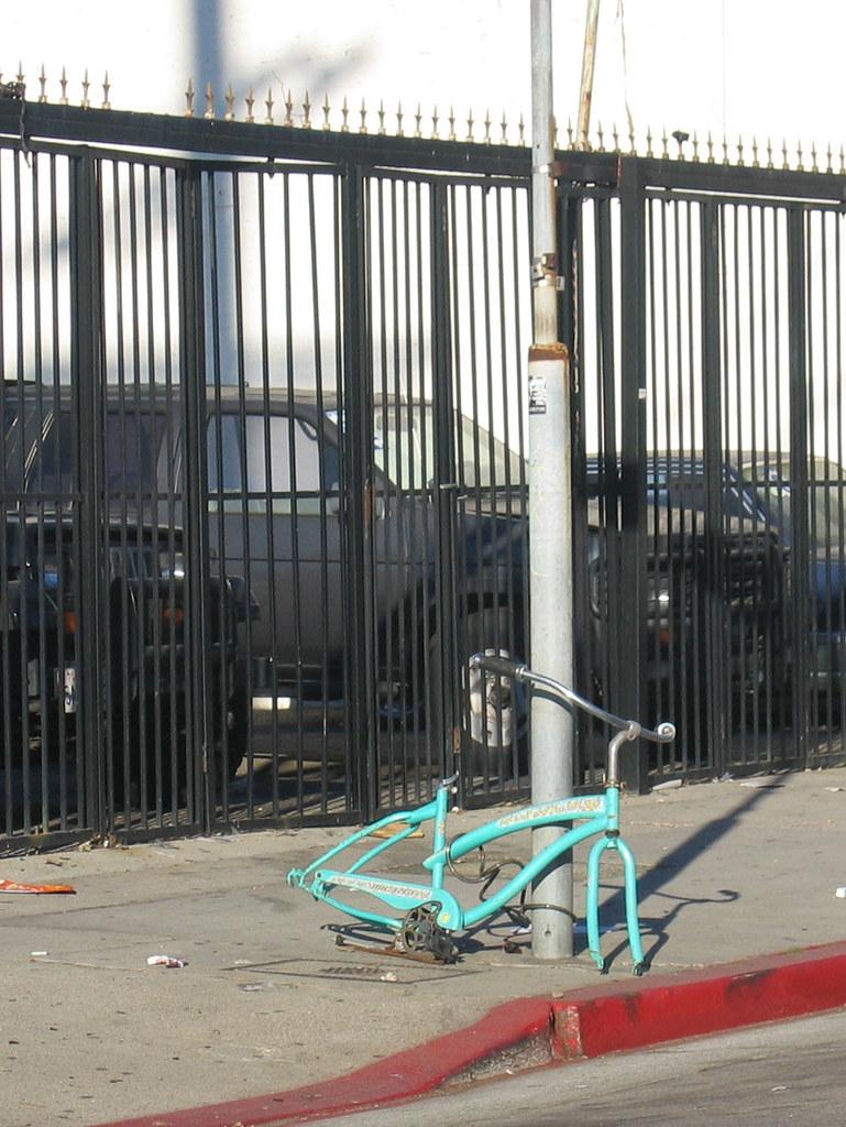 bike * no tires