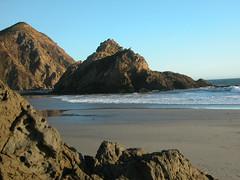 Mountains by the Sea (Linda N.) Tags: california bigsur pfeifferbeach