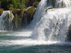 Laghi di Krka (4)(Alyas) (Sanegy) Tags: travel sea vacation landscape mare lagos laghi treers