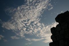 Gazing into the sky (Where's Sonia?) Tags: sky clouds cambodia siemreap angkorpark