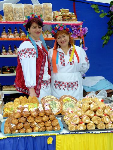 Ukrainian women the best cooks