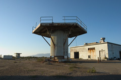 Radar Platform (Andy Frazer) Tags: abandoned military nike marinheadlands wolfridge nikemissilesite sf88c