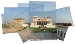 My First Panograph - SunFort (Kavikrut) Tags: fort kavi rajasthan pilani panograph nikonstunninggallery surajgarh
