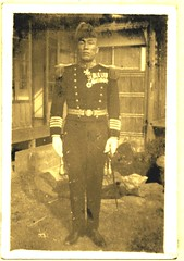 Grand Father 04 (Guru Guru) Tags: grandfather navy japanesenavy japaneseimperialnavy