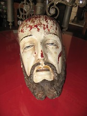 The head of Christ (Leo Cloma) Tags: christ philippines cristo semanasanta holyweek entierro cloma
