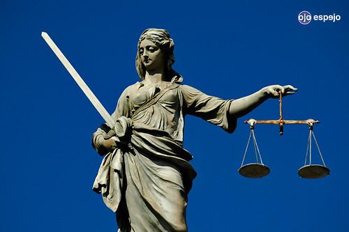 Justicia por Ojo Espejo.