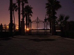Gate 4 (Spooky 960) Tags: israel nightshots settings