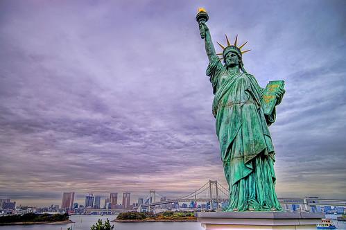 Liberty in Japan