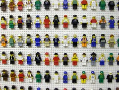 Lego People - by Joe Shlabotnik