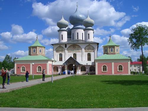 Tikhvin, Russia ©  Ninara