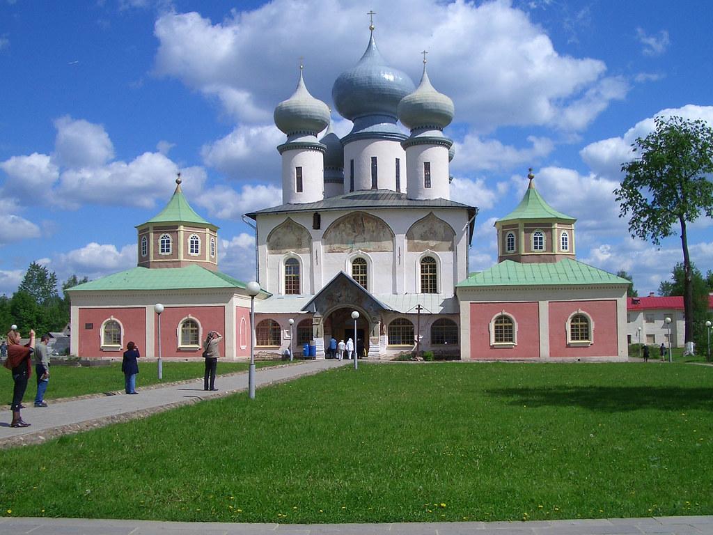 фото: Tikhvin, Russia