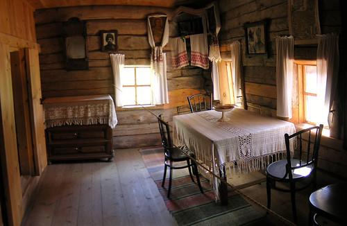 Siberia - museo de primeros asentamientos by bigenjapon.