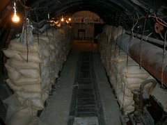 Tunnel at the Allied Musuem