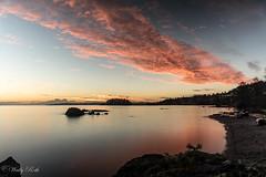 Five Second Pause at Sunrise (waledro) Tags: sunrise neckpointpark longexposure