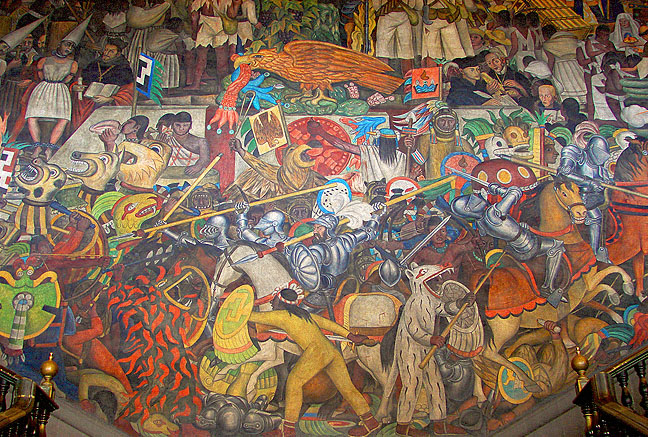 Muralismo flickr for Arte mural mexicano