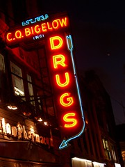Bigelow Drugs by David Cushing, on Flickr