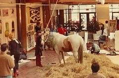 Learn to Draw a Horse - Vancouver 1980 - Uploaded on December 1, 2006 by Mikey G Ottawa