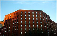 Eyes of the city (colorstalker) Tags: building manhattan fotolog lastlight