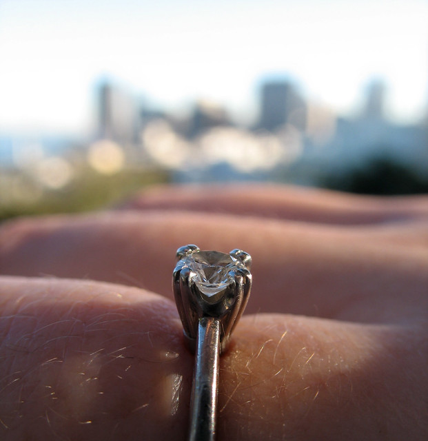 Engaged in the City