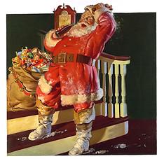 Coca-Cola Santa 1942