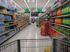 supermarket, obesity, reporting on health