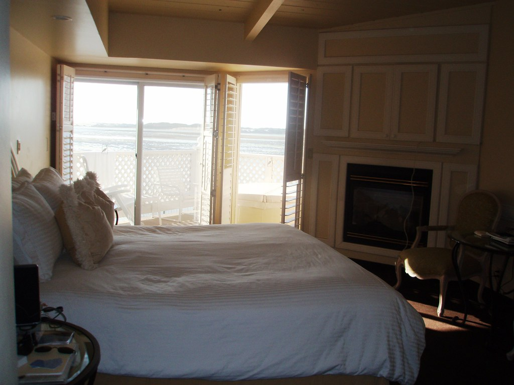 Our room at Inn at Morro Bay