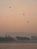 Dawn Balloons (Lazy B) Tags: november tag3 taggedout sunrise balloons dawn tag2 tag1 egypt 2006 nile fz5 luxor kiss2 kiss3 kiss1 kiss4 btld