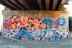 July 1999 (otherthings) Tags: sanfrancisco ca classic japan graffiti joe zero nao riptie colabo 1947tunnel