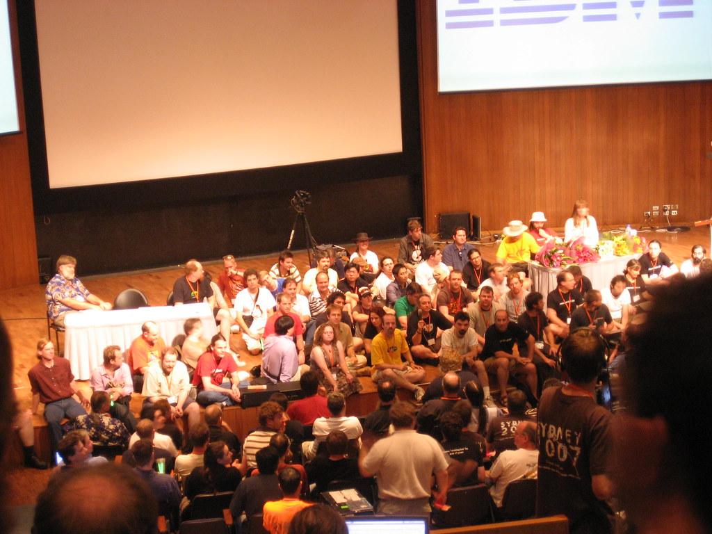 LCA2007 Speakers