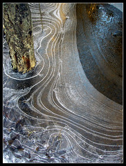 Icescape 02 ([ Petri ]) Tags: winter ice finland curve alvaraalto laitmanintie