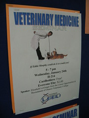 Veterinary Medicine Seminar